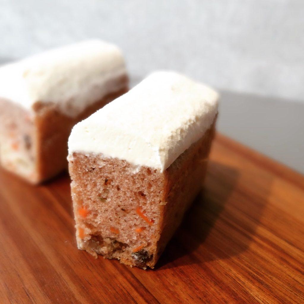 アメリカやイギリスの定番人気スイーツ「キャロットケーキ」